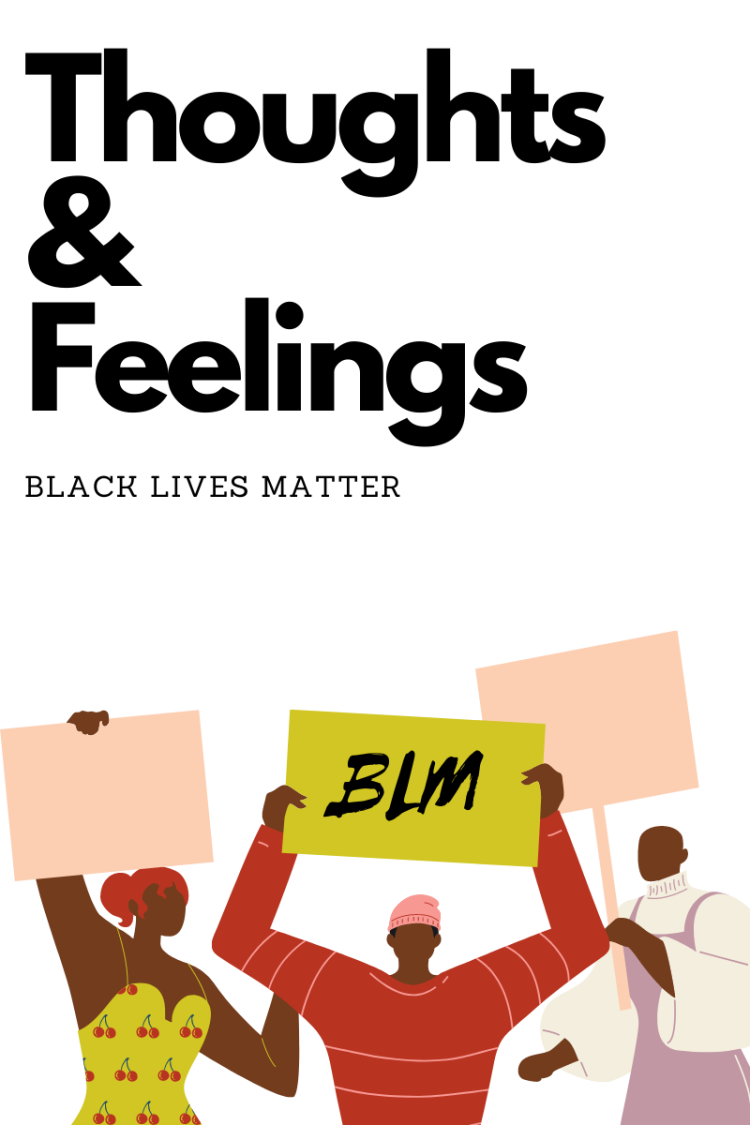 Black Lives Matter digital art protest